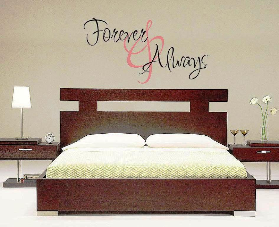 Bedroom Wall Decals Master Bedroom — Jayne Atkinson HomesJayne ...