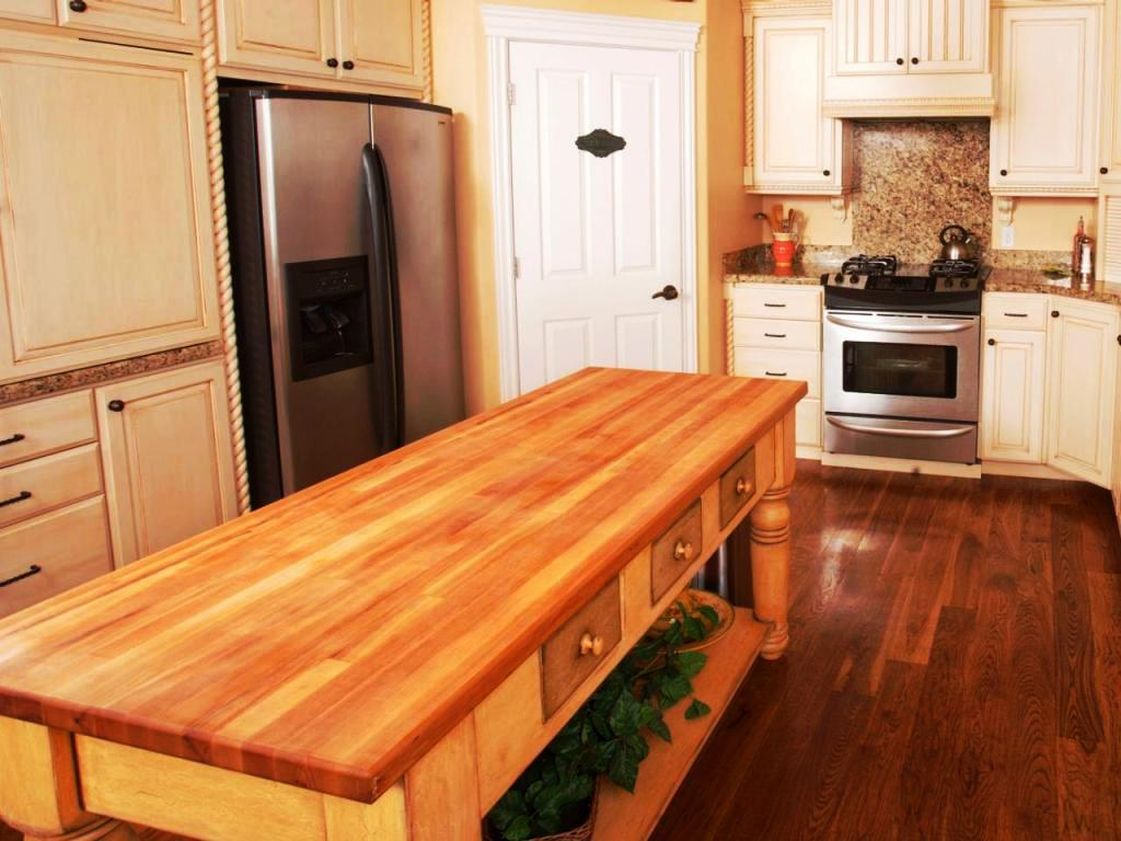 Boos Butcher Block Kitchen Islands — Jayne Atkinson ...