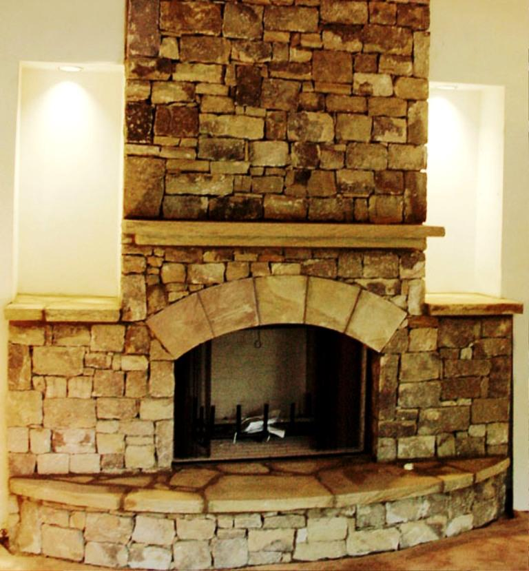Fabulous Diy Stacked Stone Fireplace Ideasjayne Atkinson Homes Interior Design Ideas Inesswwsoteloinfo