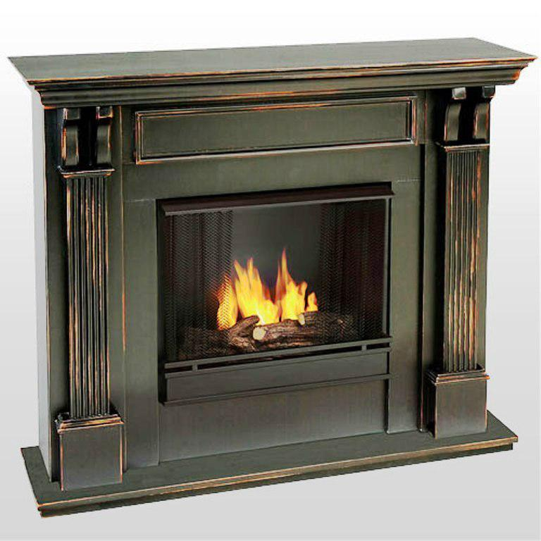 Safety Features Gel Fuel Fireplace