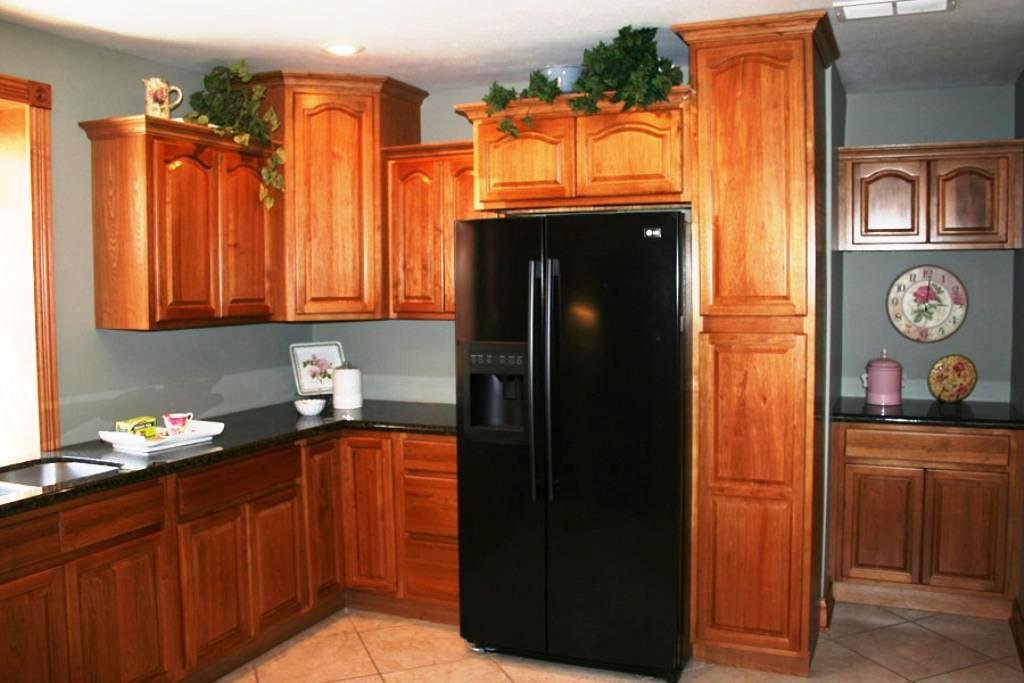 Image of Hickory Kitchen Cabinets Home Depot & Hickory Kitchen Cabinets Home Depot u2014 Jayne Atkinson HomesJayne ...
