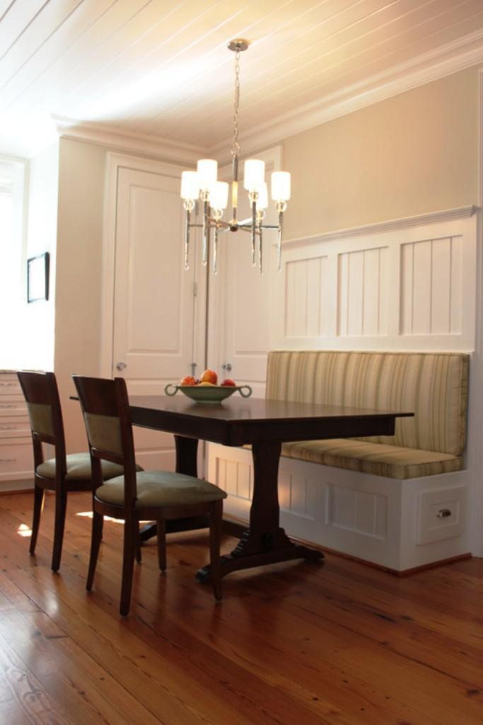 Kitchen Banquette Designs Ideasjayne Atkinson Homes