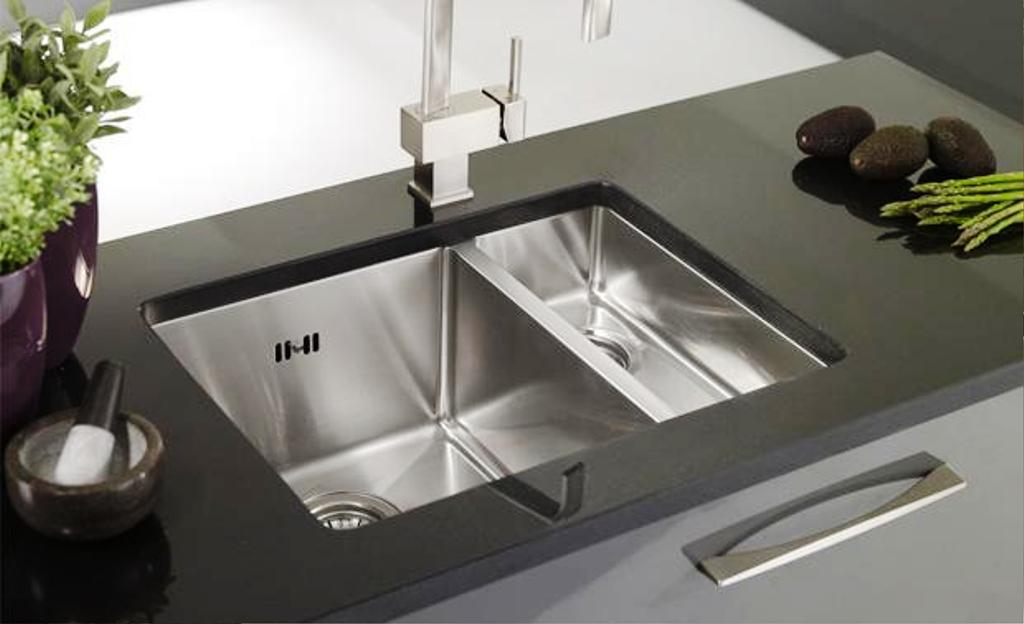 Image Of: Undermount Stainless Steel Laundry Sink