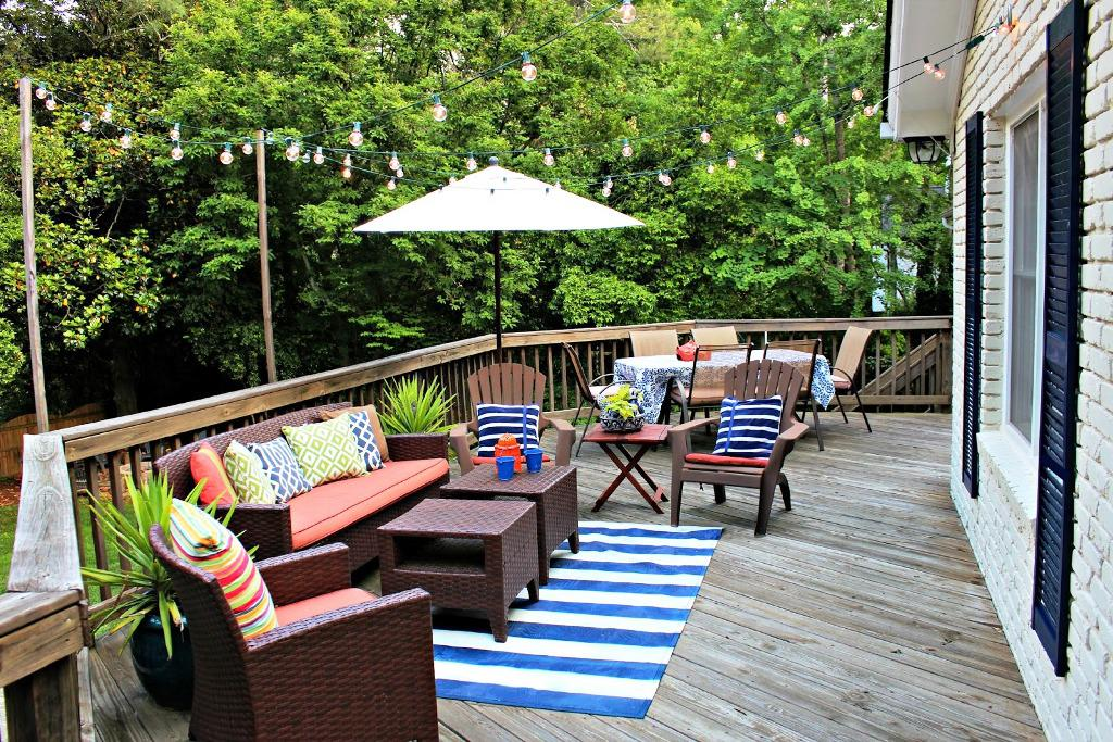 Charming Image Of: Black Outdoor Rocking Chairs Designs