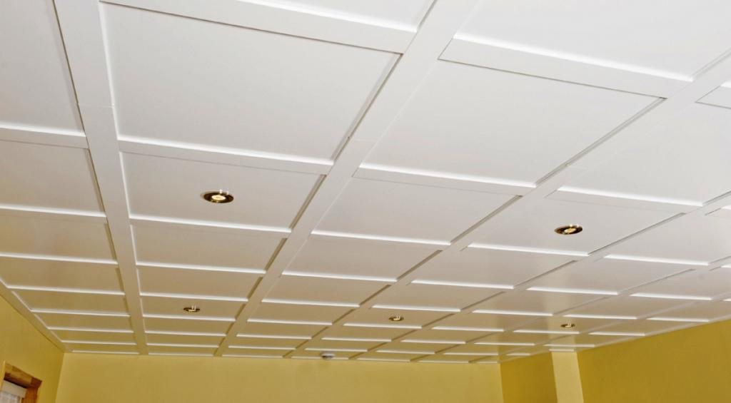 Quality Designs Drop Ceiling Tiles