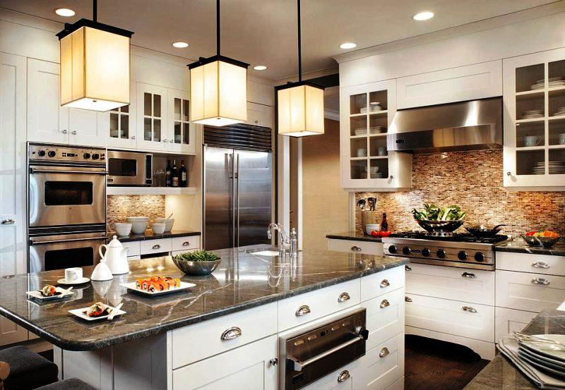 42 Best Kitchen Design Ideas With Different Styles And: Kitchen Area Style: What Makes This Design Top Features Of