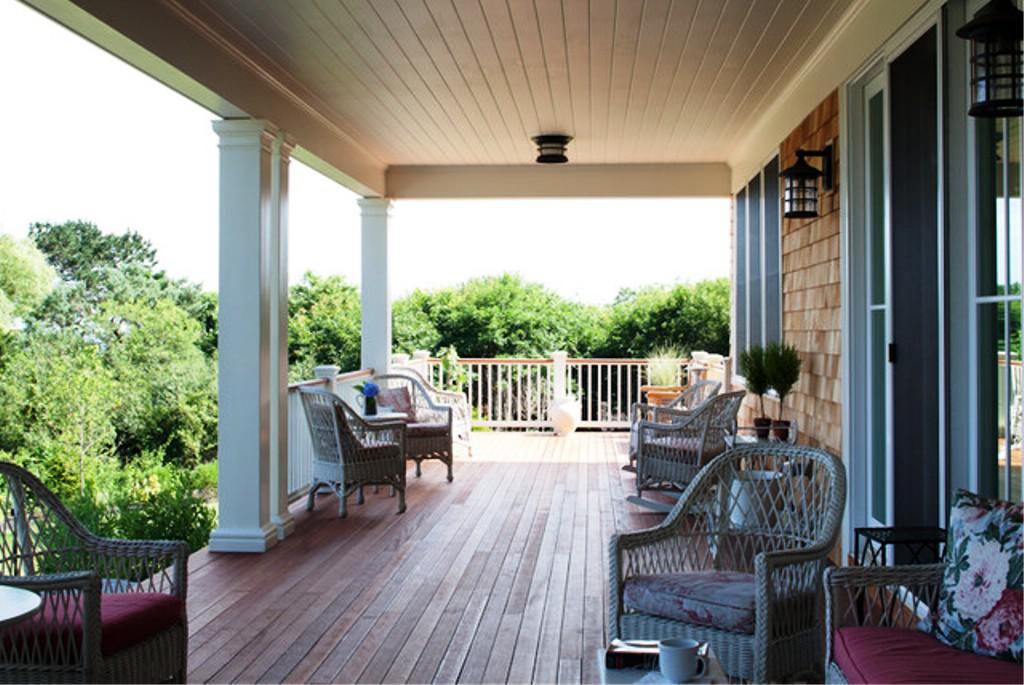The Amazing Back Porch Design IdeasJayne Atkinson Homes