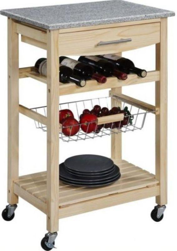 Finding Best Wire Kitchen Cart Functionality Style