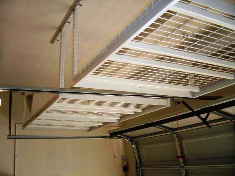 Incroyable Garage Ceiling Storage Home Depot